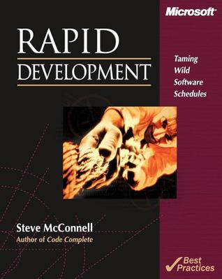 Rapid Development by Steve McConnell