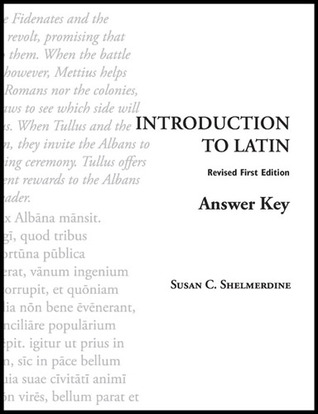 Introduction to Latin: Answer Key
