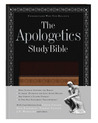 The Apologetics Study Bible (Apologetics Bible) HCSB