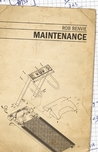 Maintenance by Rob Benvie