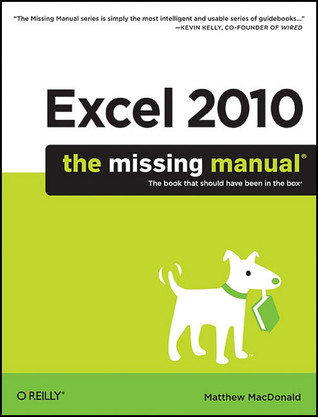 Excel 2010 by Matthew MacDonald