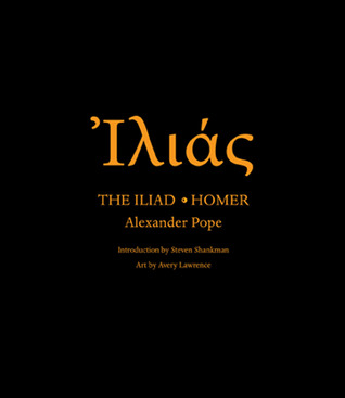 The Iliad - The Odyssey (2 volumes in a slipcase)