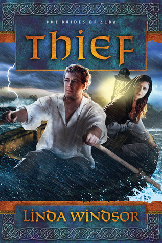 Thief: A Novel (The Brides of Alba #2)