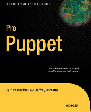 Pro Puppet by James Turnbull