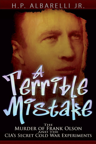 A Terrible Mistake by H.P. Albarelli