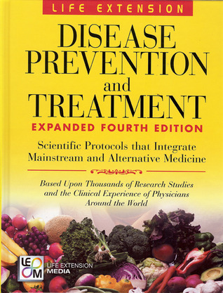 Disease Prevention & Treatment 4th Edition by Melanie Segala