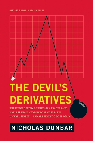 The Devil's Derivatives by Nicholas Dunbar