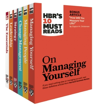 HBR's Must Reads Digital Boxed Set by HarvardBusinessReview