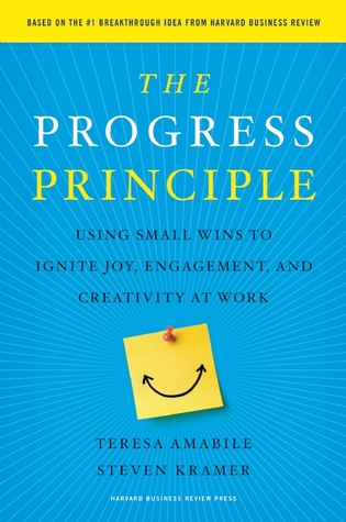 The Progress Principle by Teresa Amabile