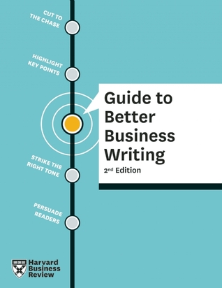 hbr guide business writing