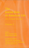 The Jewish Role in American Life: An Annual Review, Volume 3