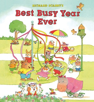 Download Richard Scarry's Best Busy Year Ever PDF
