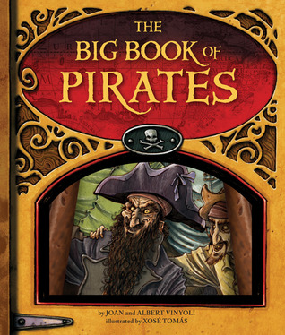 The Big Book of Pirates by Joan Vinyoli