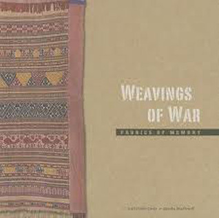 Weavings of War by Ariel Zeltin Cooke