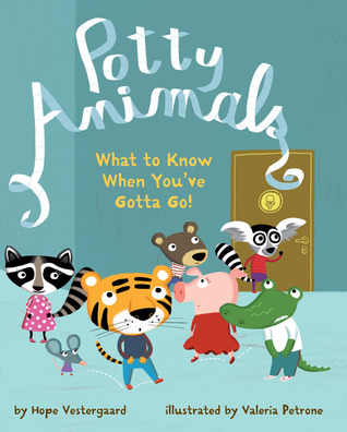 Potty Animals by Hope Vestergaard