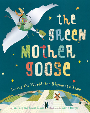 The Green Mother Goose by David Davis