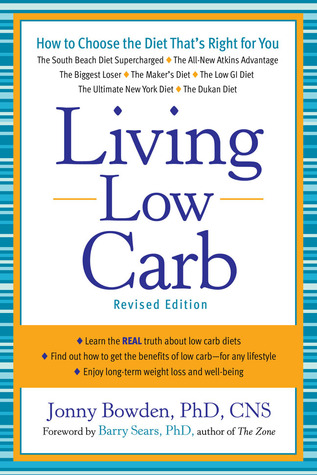 Living Low Carb by Jonny Bowden