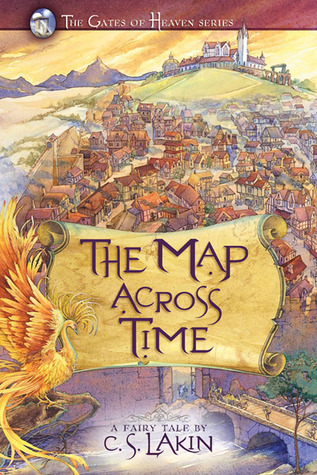 The Map Across Time by C.S. Lakin