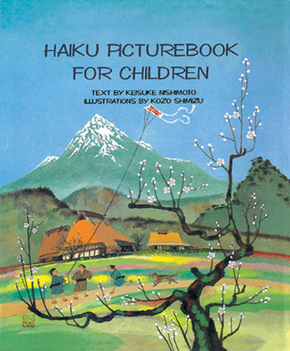 Haiku Picturebook for Children by Keisuke Nishimoto