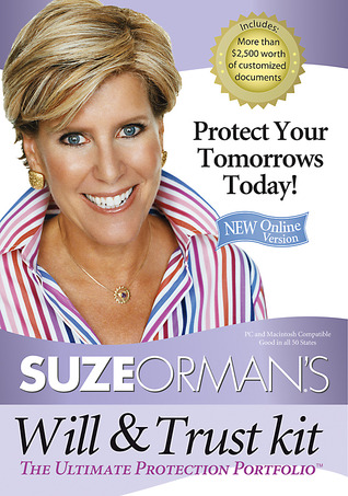 Suze Orman's Will & Trust Kit by Suze Orman