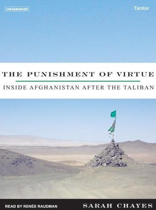 The Punishment of Virtue by Sarah Chayes