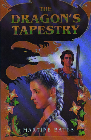 The Dragon's Tapestry by Martine Bates