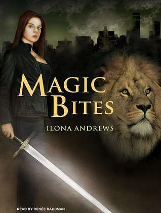 Audio Review: Magic Bites by Ilona Andrews