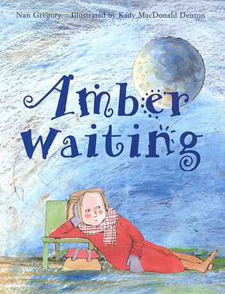 Amber Waiting by Nan Gregory
