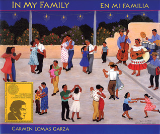 In My Family/En mi familia by Carmen Lomas Garza