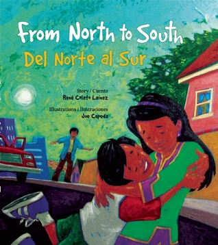 From North to South/Del Norte al Sur by Rene Colato Lainez