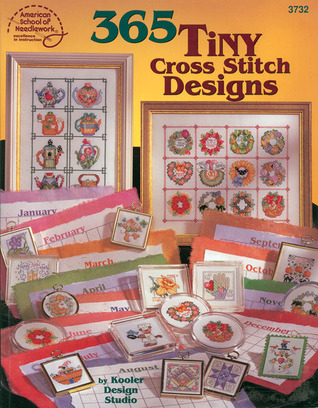 365 Tiny Cross Stitch Designs