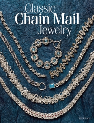 Classic Chain Mail Jewelry by Sue Ripsch