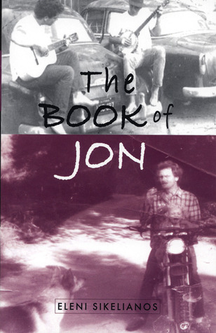 The Book of Jon by Eleni Sikelianos