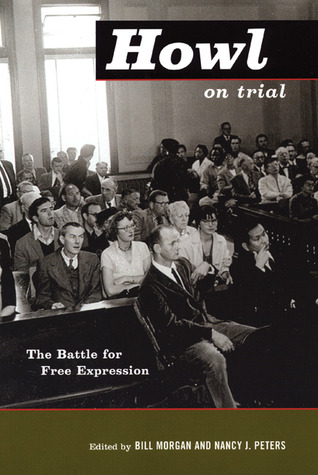 Howl on Trial by Bill Morgan