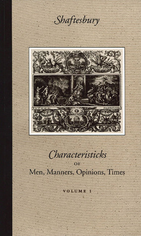 Characteristicks of Men, Manners, Opinions, Times: Three-Volume Slipcased Set, with Illustrations