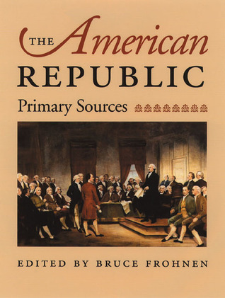 Free download The American Republic by Bruce Frohnen ePub
