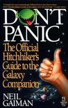 Don't Panic by Neil Gaiman
