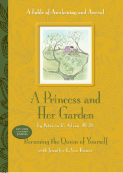 A Princess and Her Garden by Patricia R. Adson