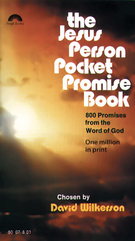 The Jesus Person Pocket Promise Book by David Wilkerson