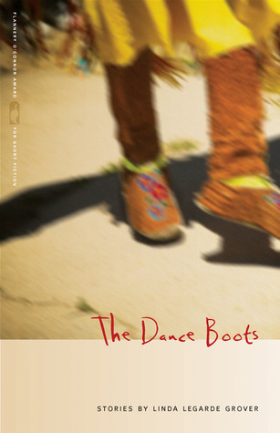 The Dance Boots by Linda LeGarde Grover