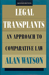 Legal Transplants: An Approach to Comparative Law