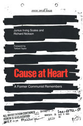 Cause at Heart by Junius Irving Scales