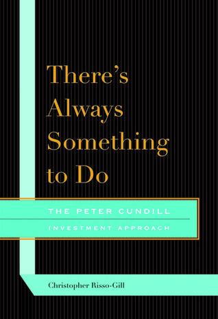 There's Always Something to Do by Christopher Risso-gill