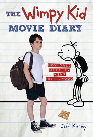 The Wimpy Kid Movie Diary by Jeff Kinney