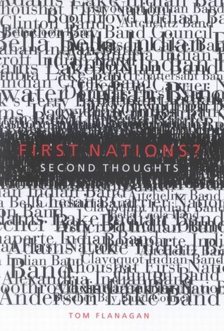 Download online for free First Nations? Second Thoughts PDF