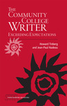 The Community College Writer by Howard Tinberg