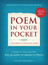 Poem in Your Pocket: 200 Poems to Read and Carry
