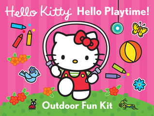 Hello Kitty Hello Playtime!: Outdoor Fun Kit