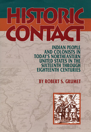 Historic Contact by Francis Jennings