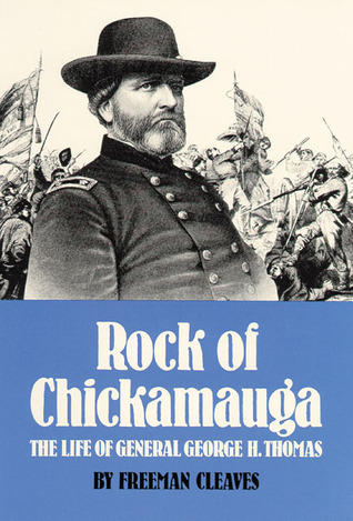 Rock of Chickamauga by Freeman Cleaves